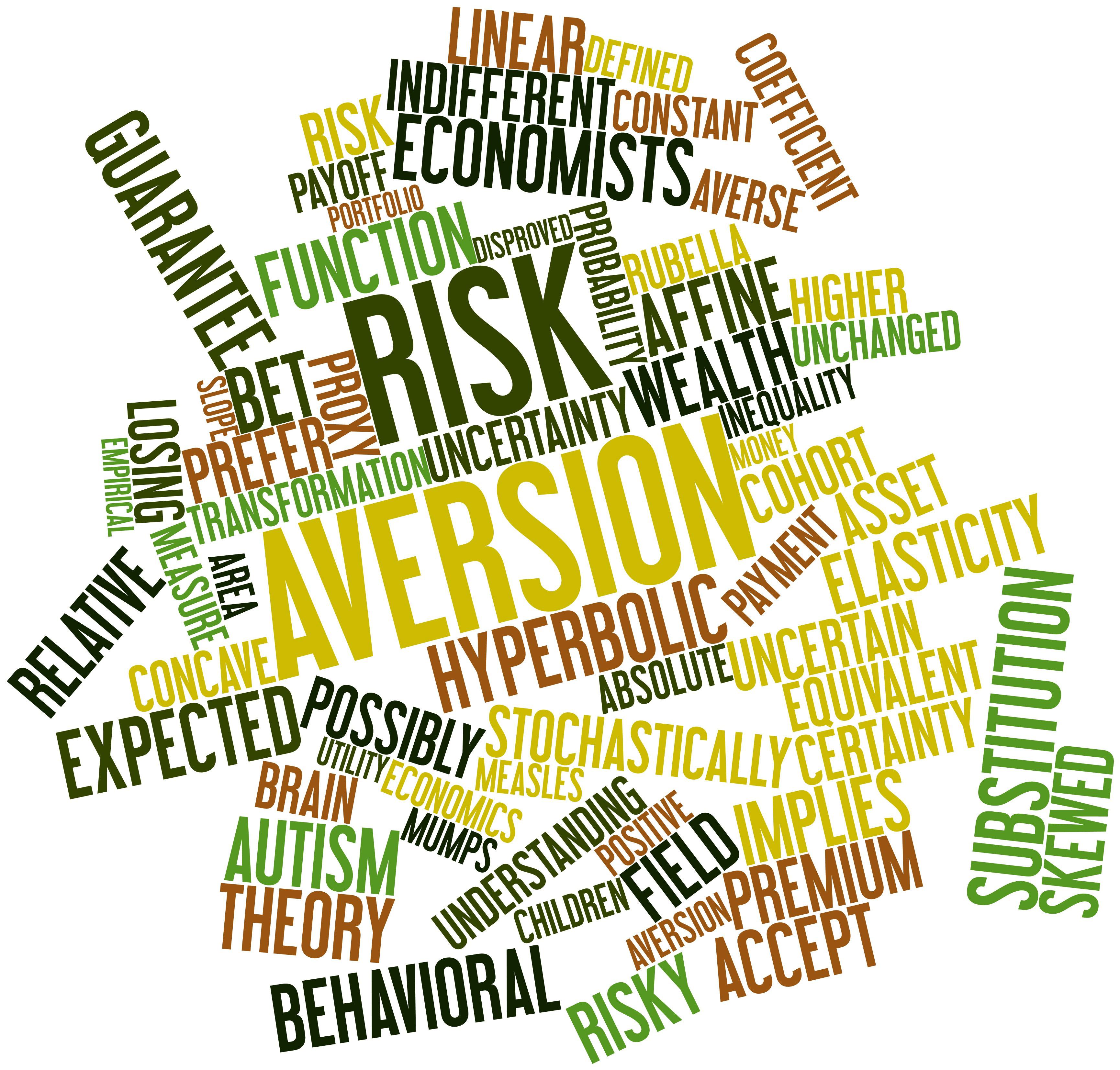 risk aversions