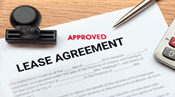 Negotiating a lease agreeement