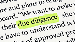 Why Due Diligence Matters
