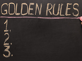 The 3 Golden Rules for Real Estate Investing