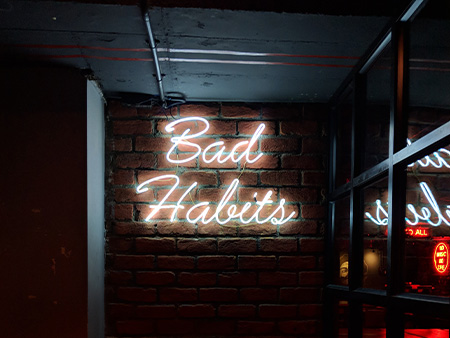 Leaving Bad Habits In The Past